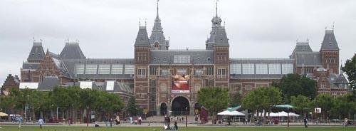 Museo Rijks de Amsterdam