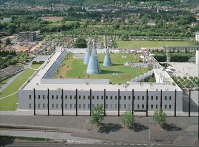 Bundeskunsthalle de Bonn