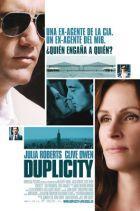 Duplicity   Estreno 18 Marzo