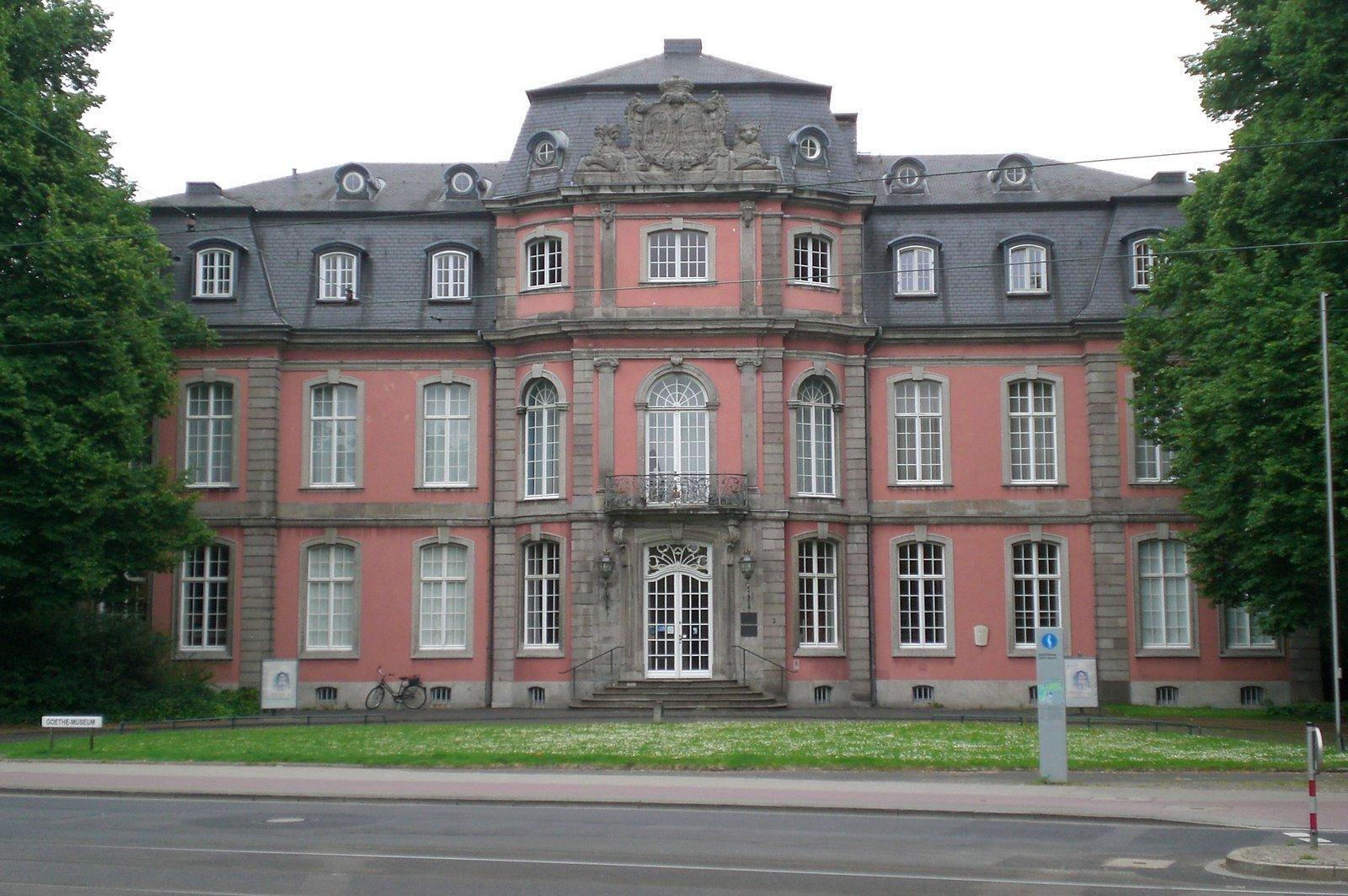 Museo Goethe de Düsseldorf