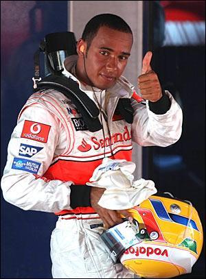 El actual campeón de Fórmula 1, el británico Lewis Hamilton