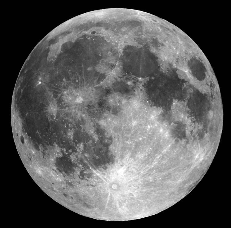 El hombre mira de nuevo a la Luna, 40 años después