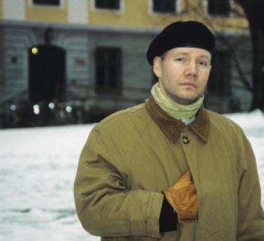 Peter Englund, nuevo presidente de la Academia Sueca
