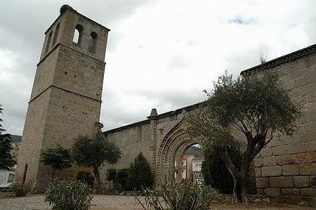 Museo de Adolfo Suárez en la Iglesia Vieja de Cebreros