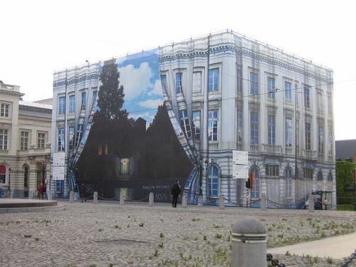 Nuevo Museo Magritte en Bruselas