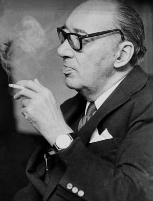 Onetti cumple cien años con la publicación de sus Obras Completas