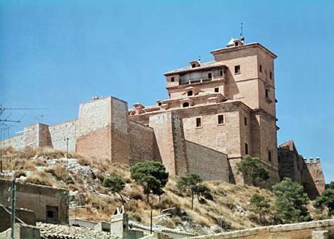 Castillo-Santuario de la Santísima y Vera Cruz de Caravaca de la Cruz