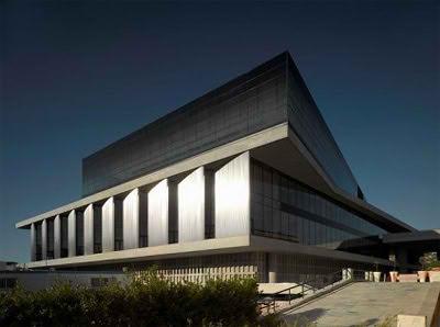 Nuevo Museo Acrópolis de Atenas