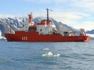 Buque de Investigación Oceanográfica (BIO) 'Hespérides'
