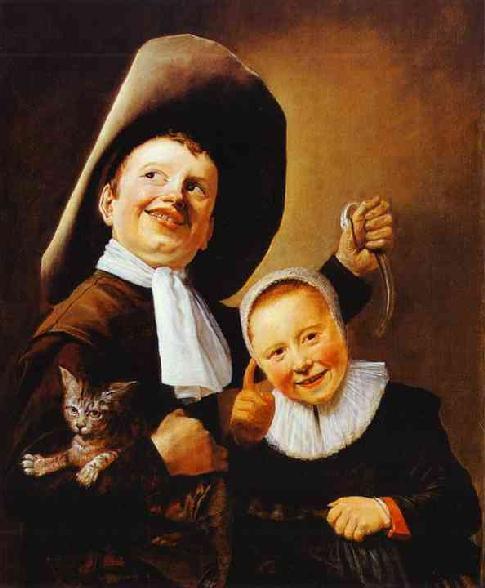 Cuadro de la pintora holandesa del siglo XVII Judith Leyster
