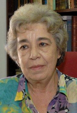 Dolores Oliver Pérez, profesora  de Lengua y Literatura Árabes y Lengua Árabe