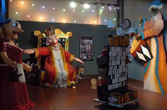 Museo del Carnaval de Montevideo