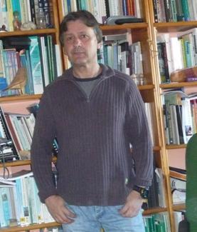 El director del proyecto, Carlos Montes