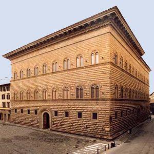Palazzo Strozzi en Florencia