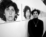 Esther Ferrer  ganadora del Premio Nacional de Artes Plásticas
