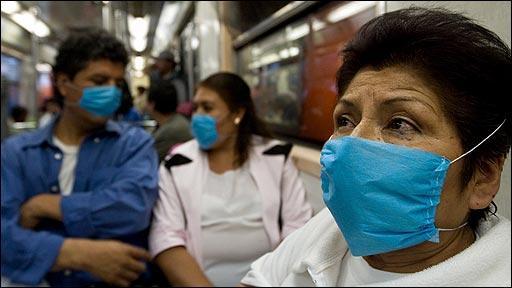 La gripe porcina es un virus que está considerado altamente contagioso, por lo que  el Gobierno de México desaconsejó asistir a lugares donde haya reuniones masivas de personas