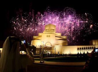Inauguración del Museo de Arte Islámico en Qatar