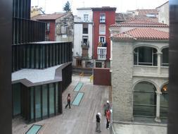 El nuevo museo de Arqueología y Naipes de Vitoria se denominará 'Bibat'