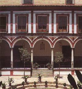 Hospital de los Venerables en Sevilla