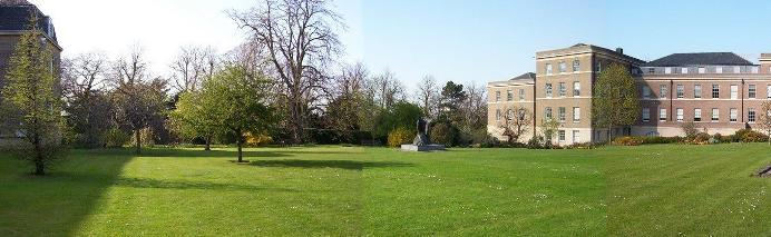 Campus de la Universidad de Leicester
