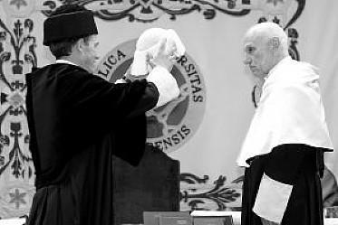 La UPNA inviste doctor honoris causa a Richard Serra
