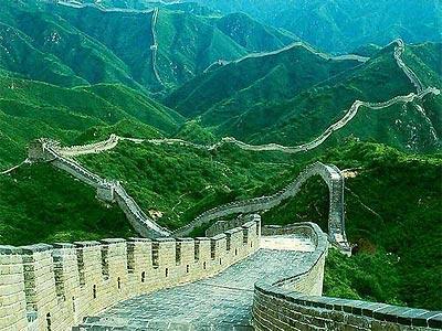 La Gran Muralla china mide 8.851,8 kilómetros