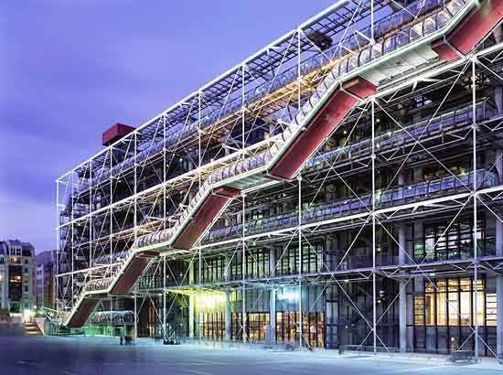 El arte femenino del siglo XX en el  Centro Pompidou de París