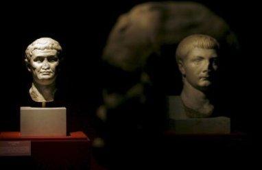 """Una muestra de la exposición """"Rostros de Roma"""""""