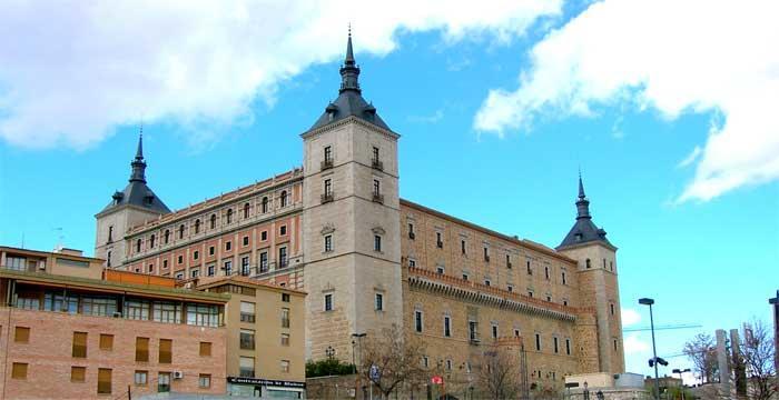 El Alcázar de Toledo albergará La nueva sede del Museo del Ejército