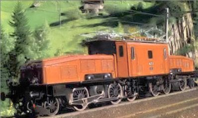 Museo de Transporte de Suiza en Lucerna