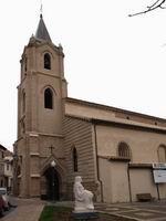 Iglesia de Zuera
