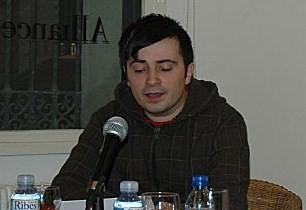 """Toni Toquero """"Premio Internacional de Literatura Antonio Machado 2009"""""""