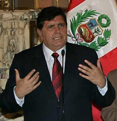 Alan García dice que el proyecto Museo de la Memoria no refleja visión nacional