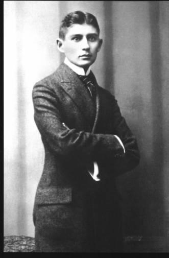 Franz Kafka, uno de los grandes escritores del siglo XX