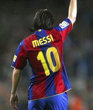 Leo Messi marcó el gol 5.000 para el FC Barcelona