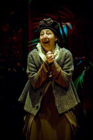 Carmen Machi en 'La tortuga de Darwin'