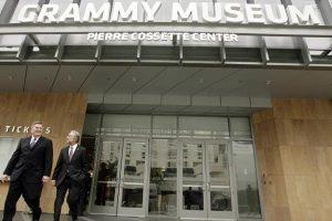 Museo Grammy en Los Angeles