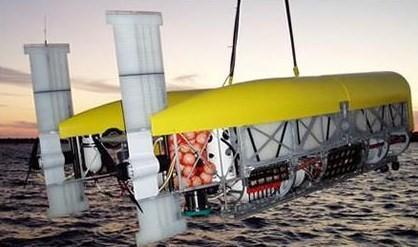 Nereus que pesa unas tres toneladas y mide poco más de cuatro metros de largo, llegó al fondo de la fosa el 31 de mayo, operado a distancia por los científicos a bordo del Kilo Moana