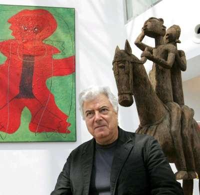La obra de José de Guimaraes Favela, que se puede contemplar en el Museo Würth La Rioja, ha sido distinguida, por parte de la Academia de Bellas Artes de Portugal, con el premio Escultura 2008