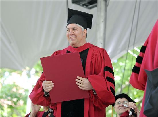 Pedro Almodóvar, nombrado doctor 'honoris causa' por Harvard