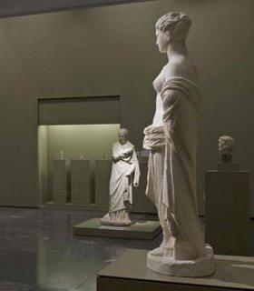 Entre dioses y hombres. Esculturas clásicas del Albertinum