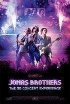 Jonas Brothers en concierto 3-D    Estreno 5 Junio