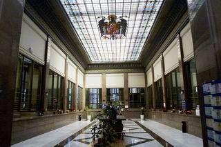 El interior del antiguo edificio del Banco de España será modificado para ubicar el Museo Nacional del Circo