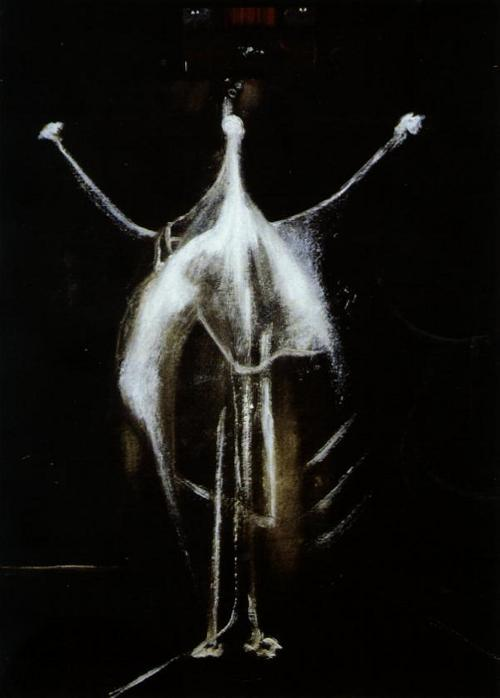 Crucifixión de Francis Bacon