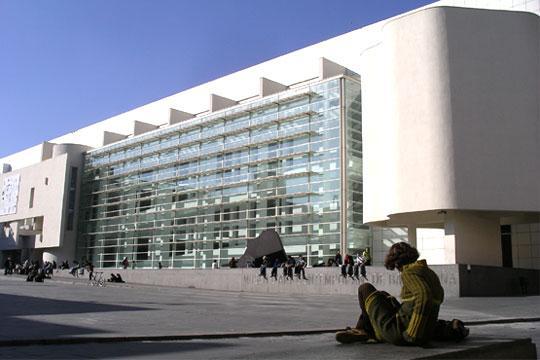 MACBA ha fundado la red museística 'L'Internationale', junto con otros tres museos