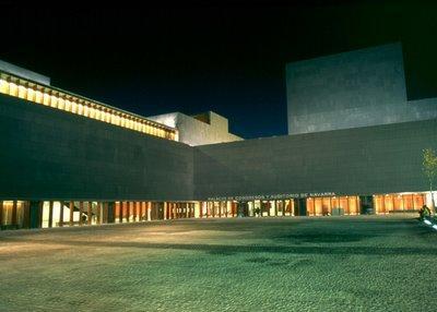 Palacio Baluarte de Pamplona