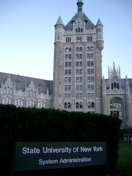 Universidad SUNY en Brooklyn (Nueva York).