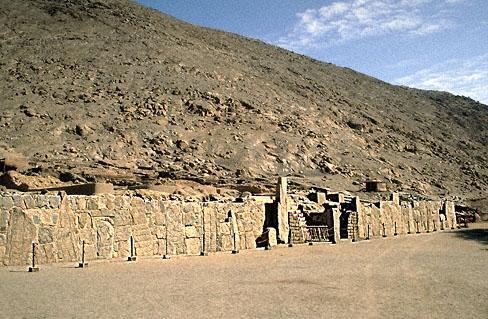 Templo de Sechín. Un homenaje a la muerte, a la guerra, a los vencedores