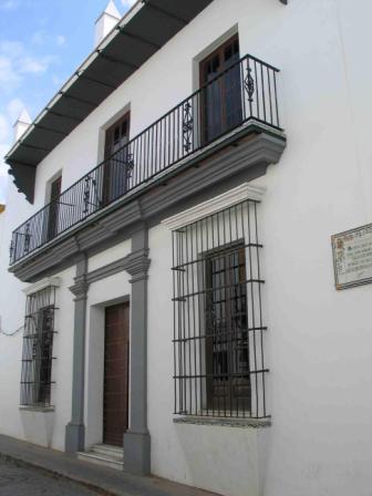 Casa-Museo Zenobia Juan Ramón Jiménez