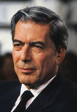 Mario Vargas Llosa Premio Internacional Don Quijote de La Mancha 2009